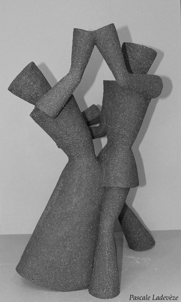 Couple de danseurs 1