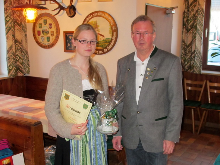 Unsere Marktmeisterin Marion Widl