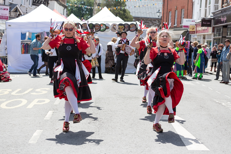 Wimborne Minster Folk Festival 12th-14th June 2019 (photo: Wimborne  Minster Folk Festival)