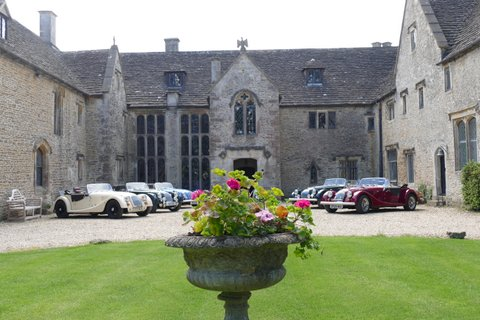 Chavenage House, 40th Anniversary Weekend 28th-30th June 2019