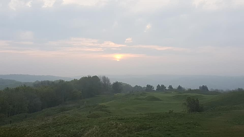 May Morning, 1st May 2019, Painswick Beacon (photo: Phil Woodward-Tong)
