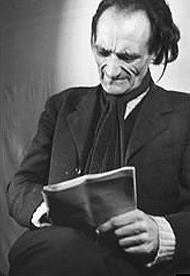 Antonin Artaud, Ivry sur Seine, 1947