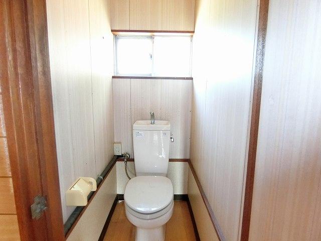 洋式トイレ(水洗)