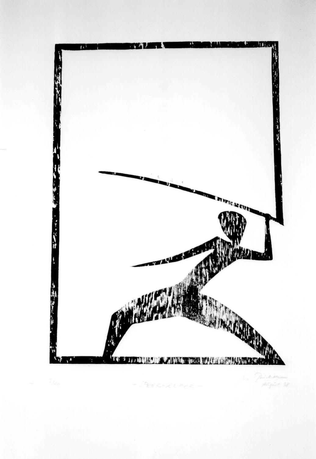 Speerwerfer