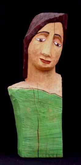 """""""Die Bunte""""   Pappel 68 cm"""