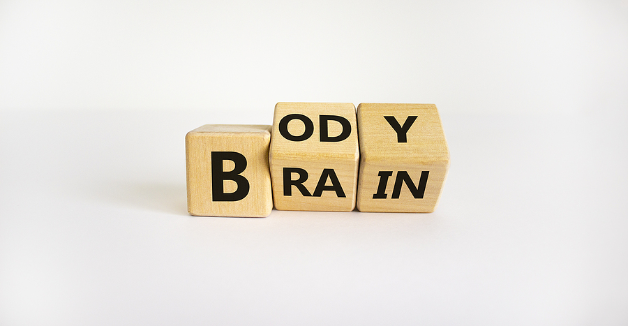 """""""You cannot train a muscle your brain cannot find."""" Diane Lee"""