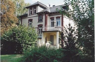 SIH-Villa, Gebeschusstraße 44, Frankfurt-Höchst