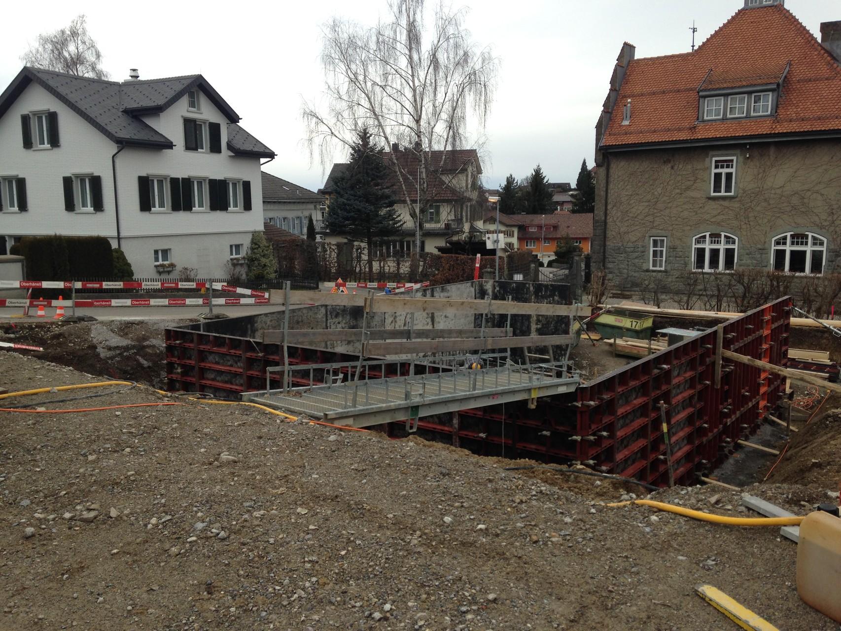 EFH Neubau Kirchberg