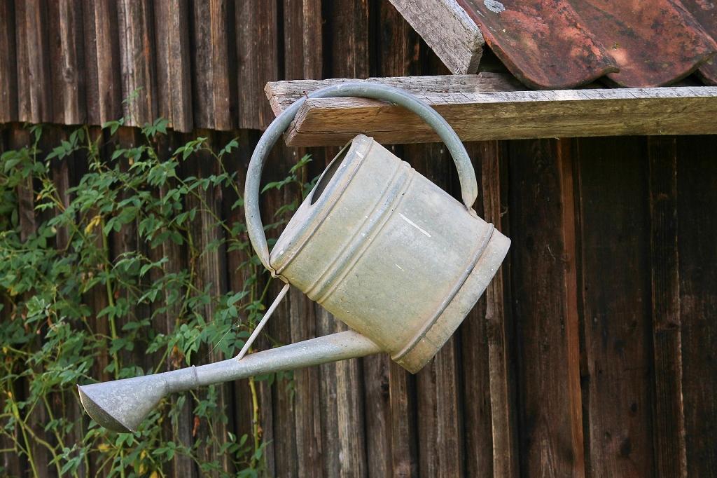 keine Abwassergebühr für Gartenbewässerung
