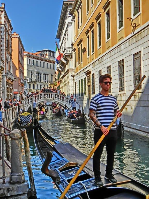 Fiddi Gevers, Venedig