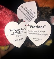 badab1235c2 New Thanksgiving Beanie Boo Feathers - Beanie Boo collection website!