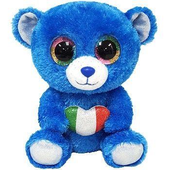 Italian Beanie Boo exclusive  Romeo the bear! - Beanie Boo collection  website! b91f3833bd6