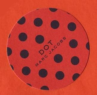 2012 - MARC JACOBS : DOT