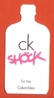 CK ONE - SHOCK FOR HER