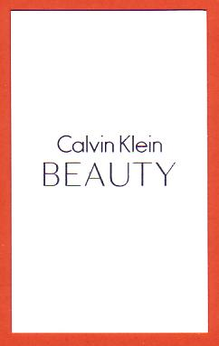 2011 - BEAUTY : CARTE PROVENANCE AUSTRALIE
