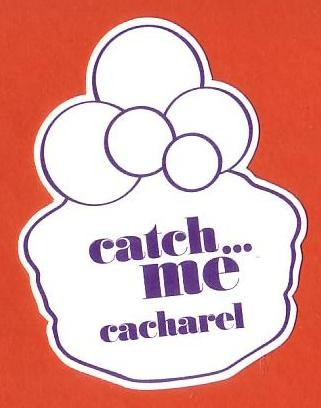 CACHAREL : CATCH ME - 2012 : 1,00 €
