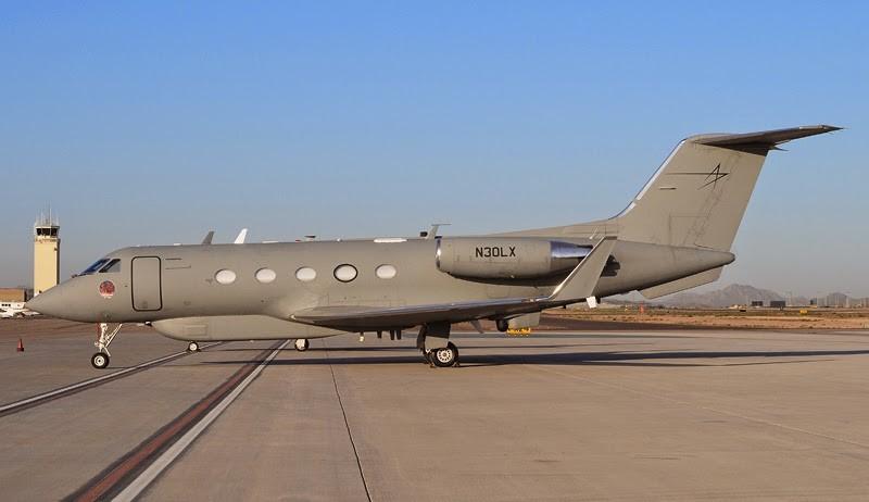 25-05-2011 - Phoenix-Goodyear (AZ), USA - (C) Sun Valley Aviation