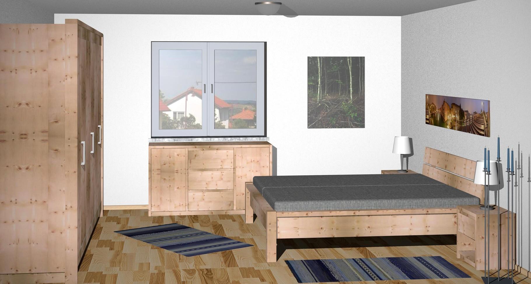 Zirbenholz schlafzimmer modern  Zirbenbett, Arvenbett, Zirbenholz, Zirbenholz Schlafzimmer ...