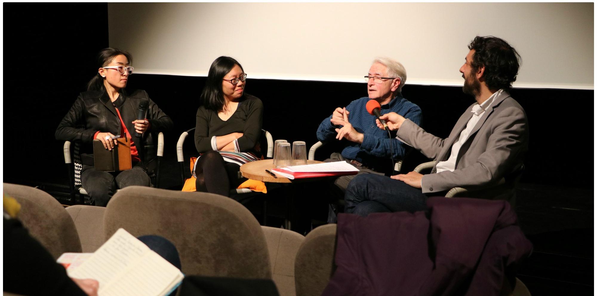 Festival MADE IN CHINA avec la romancière et réalisatrice Guo Xiaolu