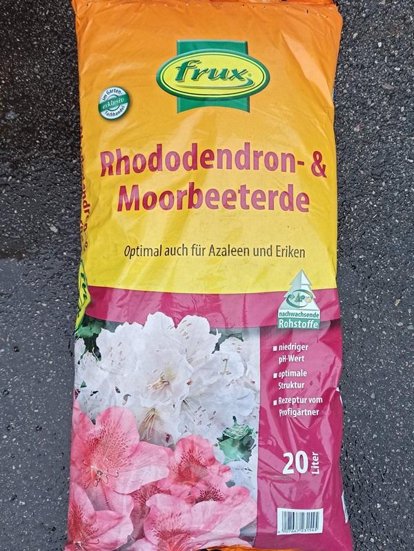 Moorbeeterde 20l - € 6,70