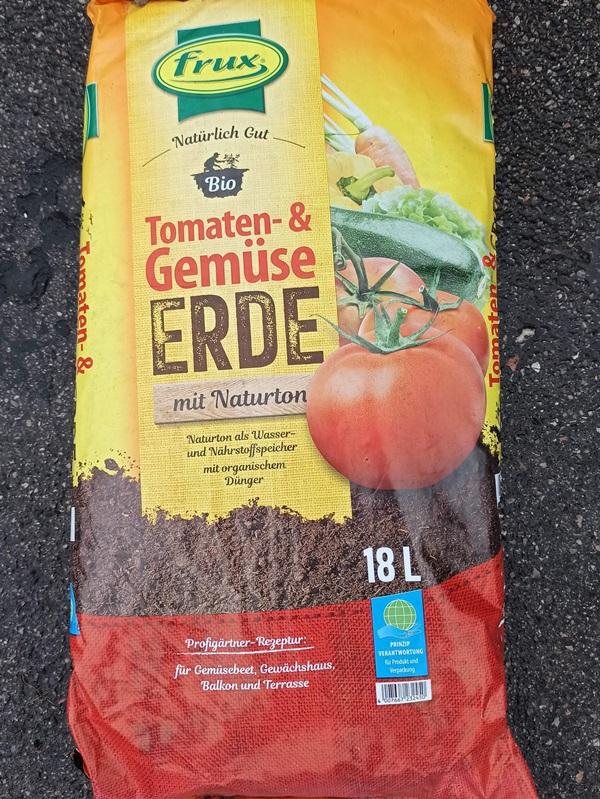 Gemüseerde 18l - € 7,70