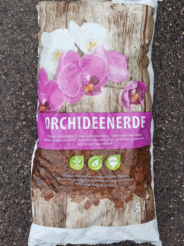 Orchideenerde 5l - € 4,90
