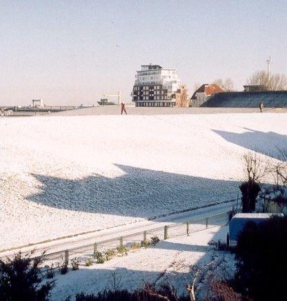 Winter manchmal auch mit Schnee