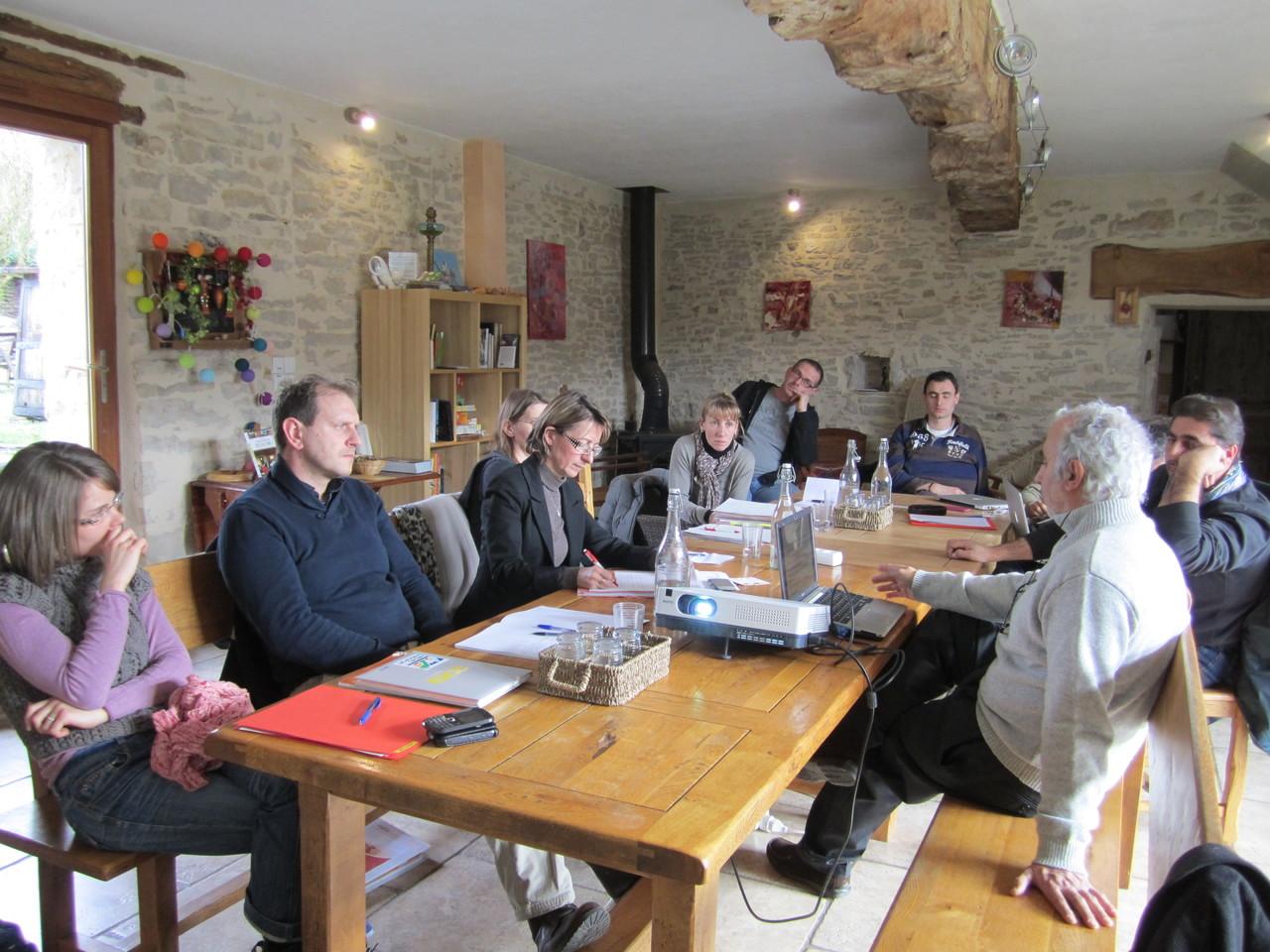 Formation Produits Locaux à la Bicyclette Fleurie  - Crémieu (38)