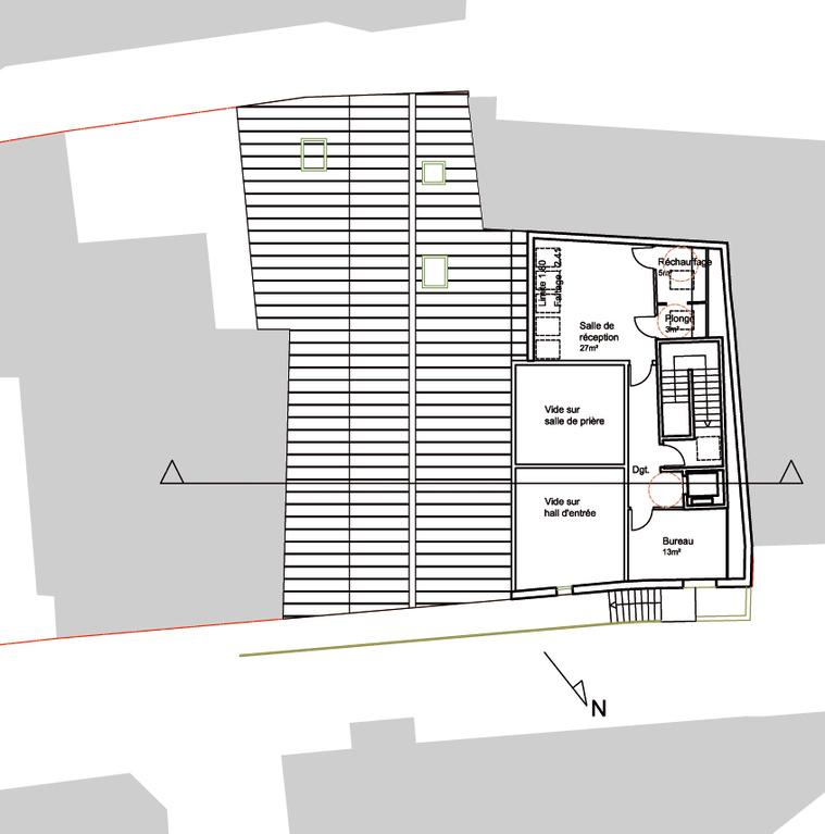 Projet : Plan R+1