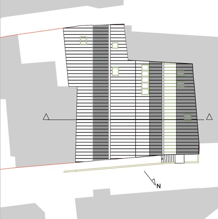 Projet : Plan de masse