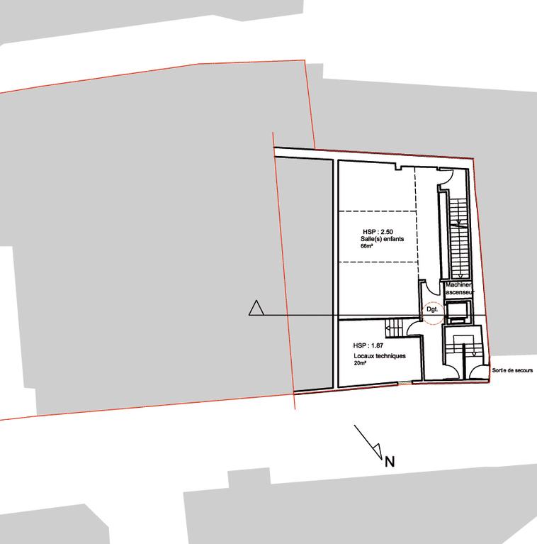 Projet : Plan R-1