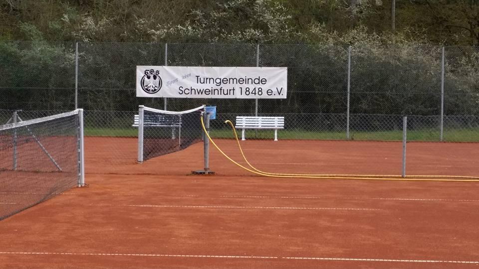 Platz 4+5 TG Schweinfurt