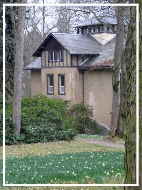 die ab 1903 errichtete Villa Waldegg/Talegg