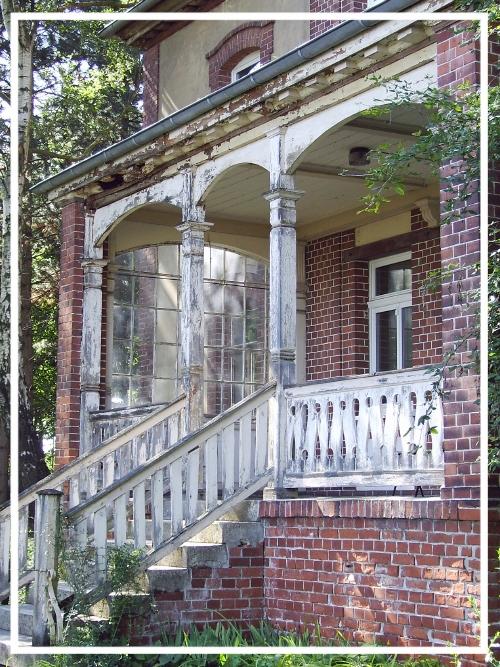 die ab 1900 errichtete Villa Planegg