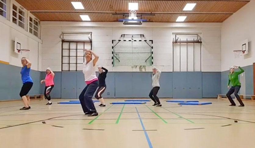 DanceReflex startet wieder mit dem Training!