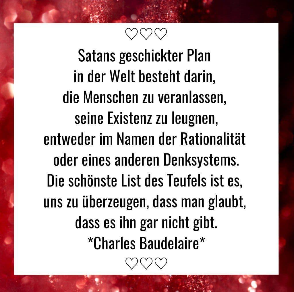 Irreführungen von Satan