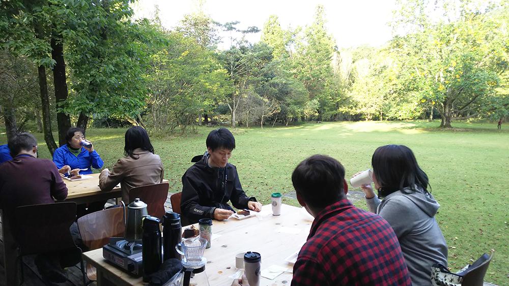 森林公園くつきの森(ファミーユケーキなど)
