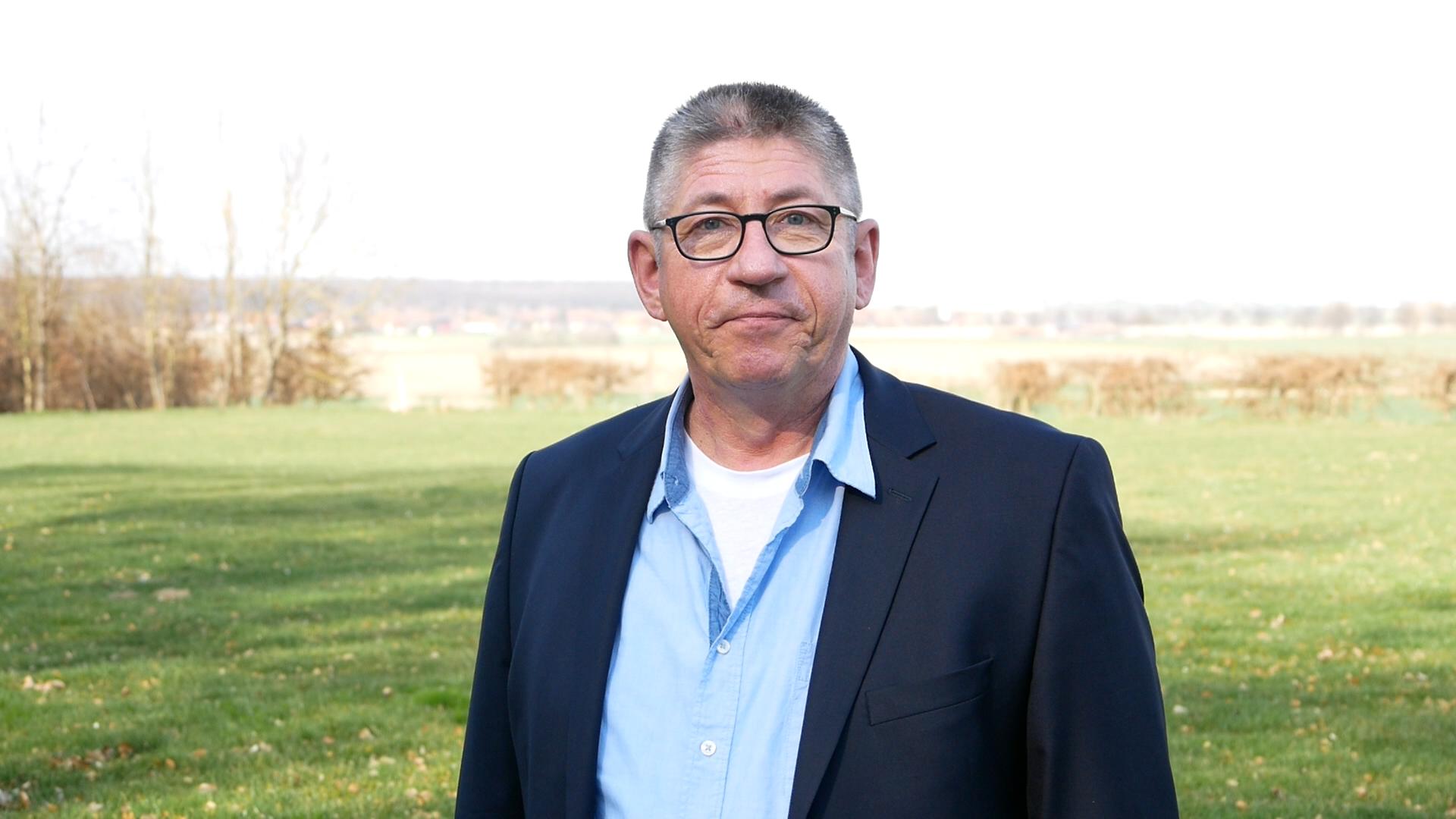 Unser Samtgemeindebürgermeister-Kandidat stellt sich vor