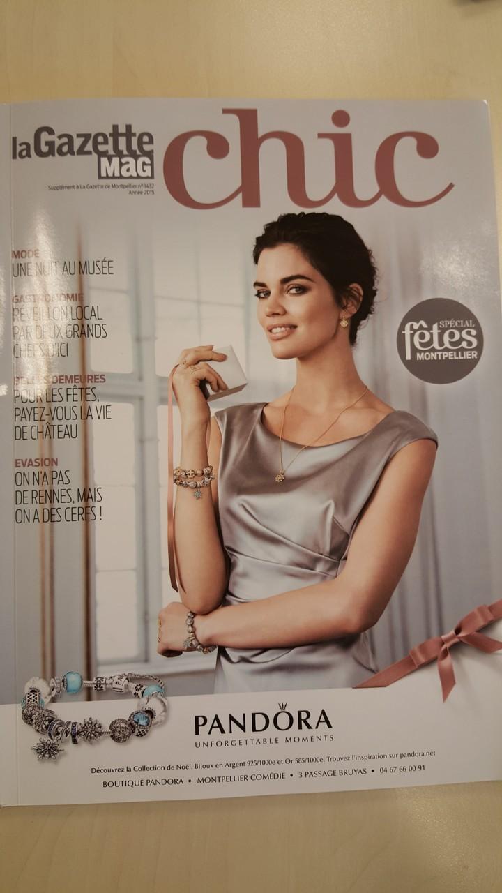 La Gazette Chic décembre 2015
