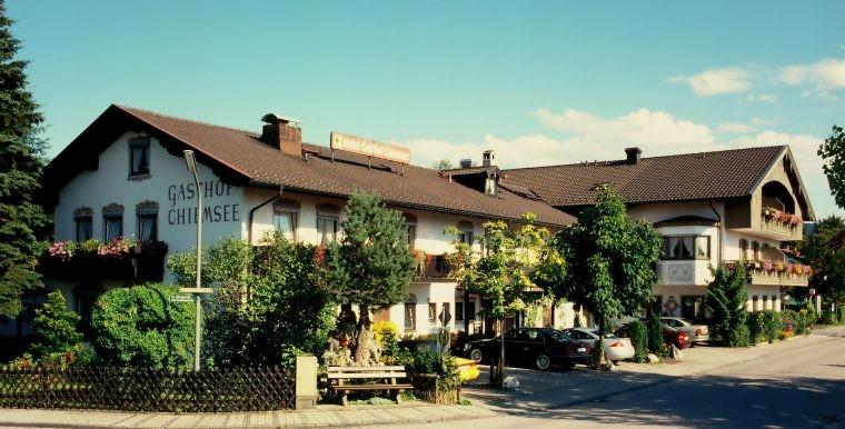Hotel Pension Chiemsee Salzburg