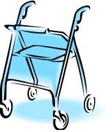 歩行器-福祉用具レンタル