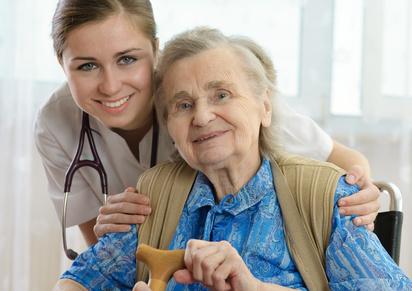Pflege Pflegekräfte, Krankenschwester, Altenpfleger Pflegeheim