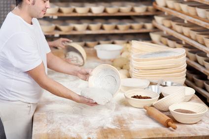 Bäckerei, Bäcker, Konditor