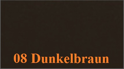 Farbe Dunkel Braun