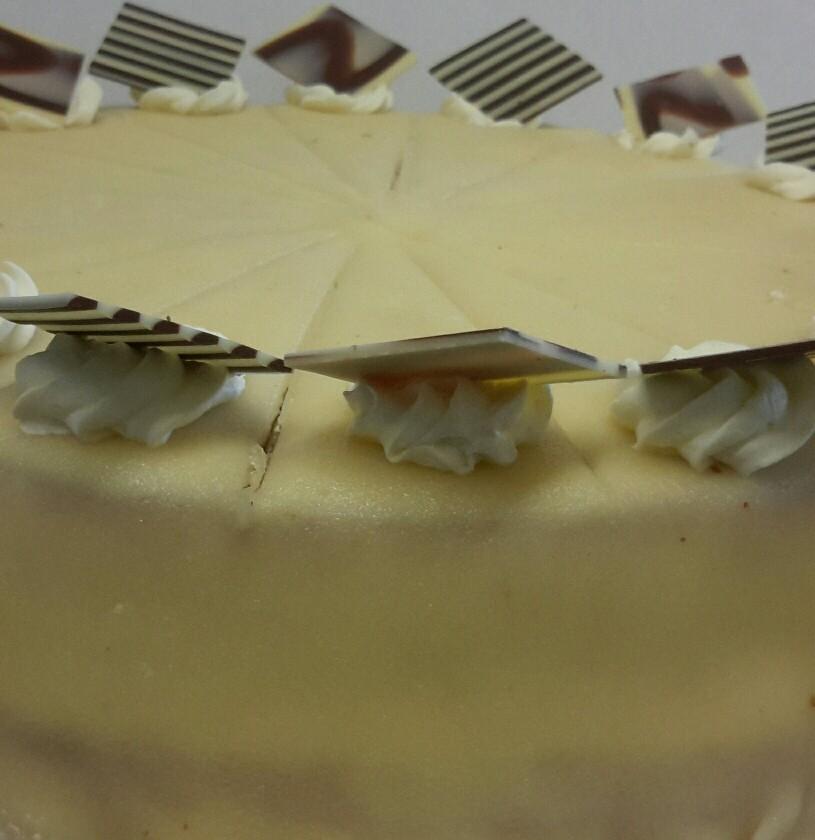 Marzipan - Torte