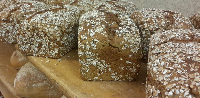 Freitag: Dinkel - Vollkorn - Brot