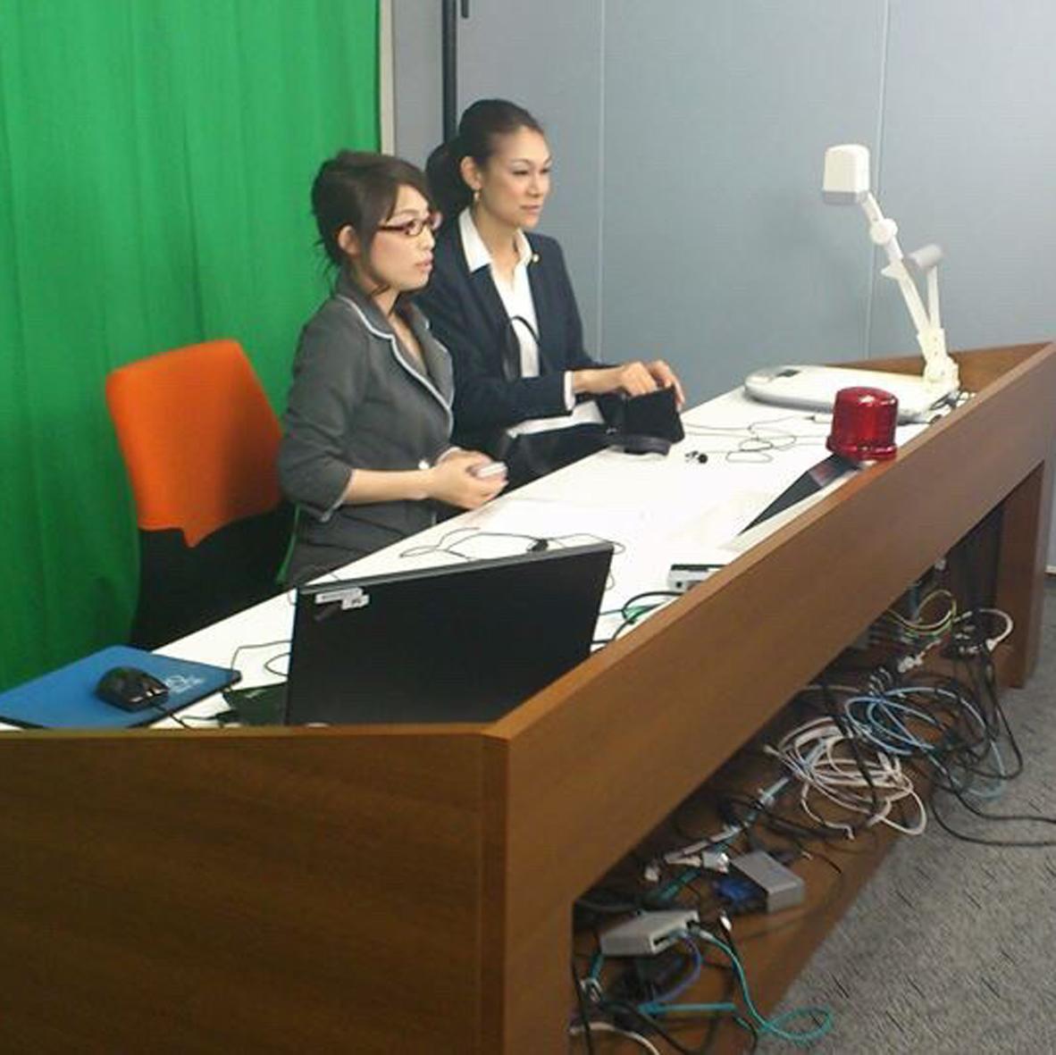 2014年6月 資格の総合スクール LEC東京リーガルマインド With-topia できる大人の知識の楽園 対談