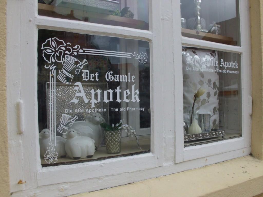 Tonder - Die alte Apotheke