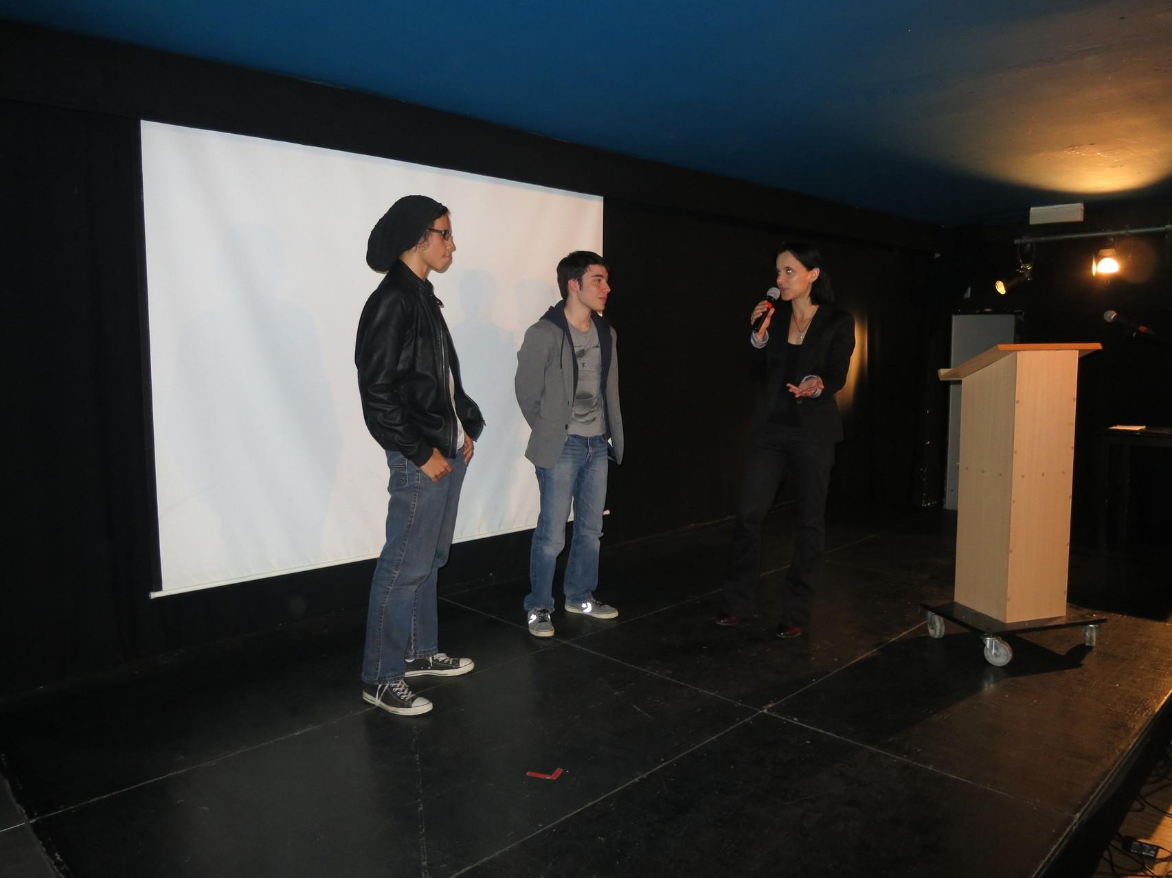 Jonas Géréon und Donato Roma sprechen über ihren Horror-Kurzfilm