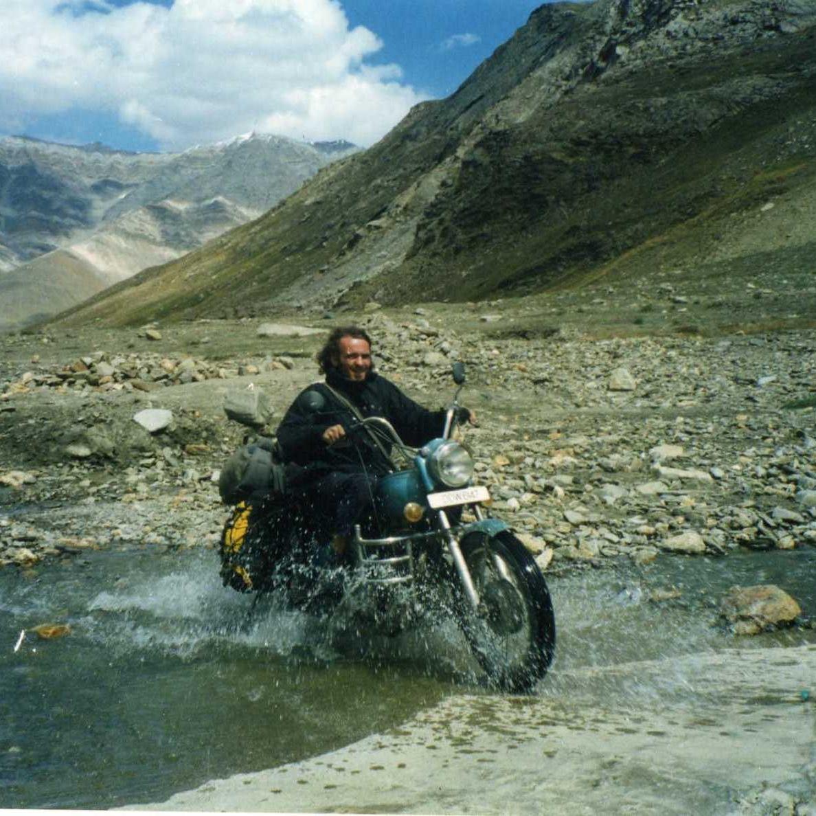 Die höchste Straße der Welt, Indien
